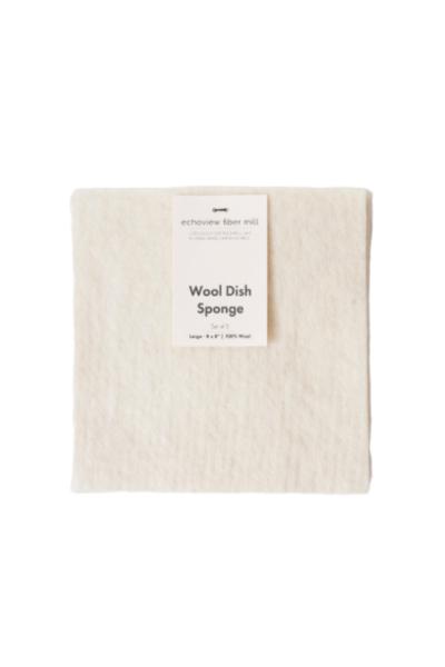 Wool Dish Sponge