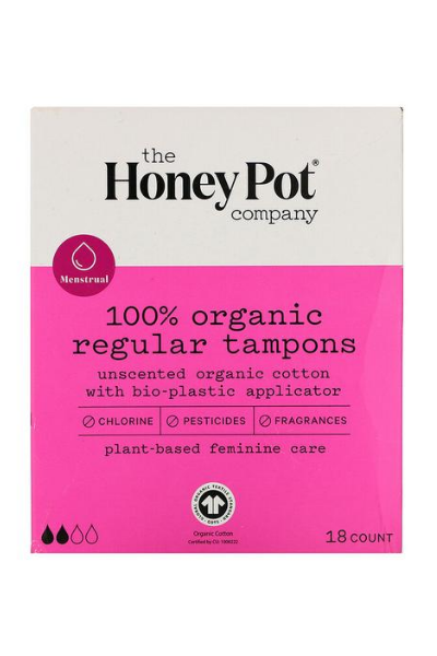 Organic Tampon Pack