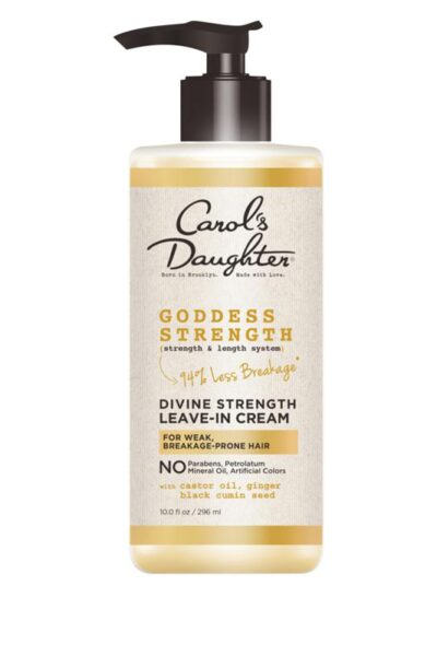 Goddess Strength Divine Strength Leave-In Cream